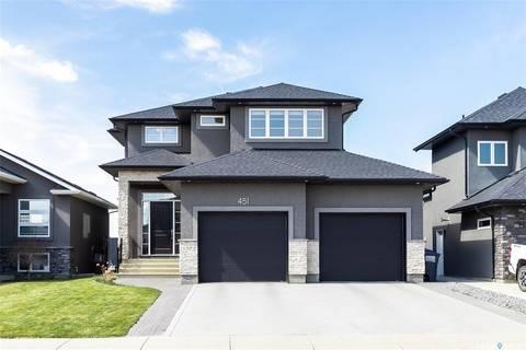 House for sale at 451 Mahabir Cres Saskatoon Saskatchewan - MLS: SK807987