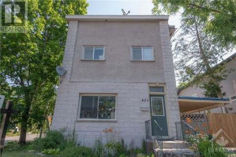 Townhouse for sale at 451 Roosevelt Ave Ottawa Ontario - MLS: 1202733