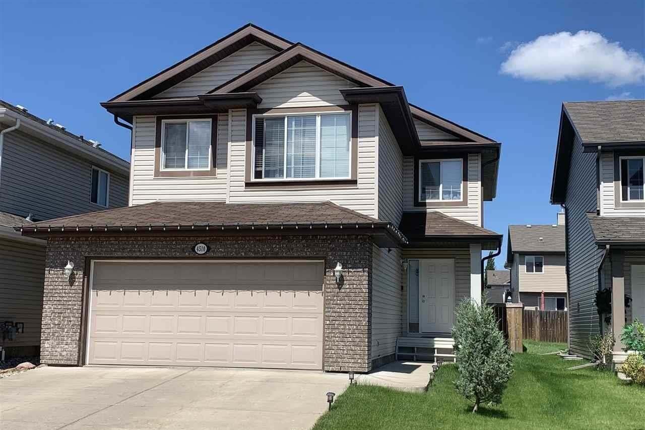 House for sale at 4510 163 Av NW Edmonton Alberta - MLS: E4205914