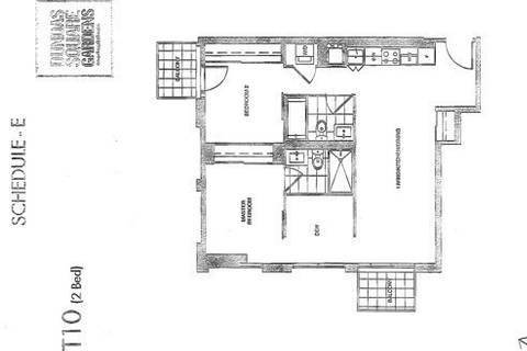 Condo for sale at 200 Dundas St Unit 4510 Toronto Ontario - MLS: C4728412