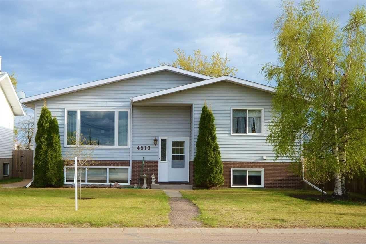 House for sale at 4510 47 Av Bonnyville Town Alberta - MLS: E4198385