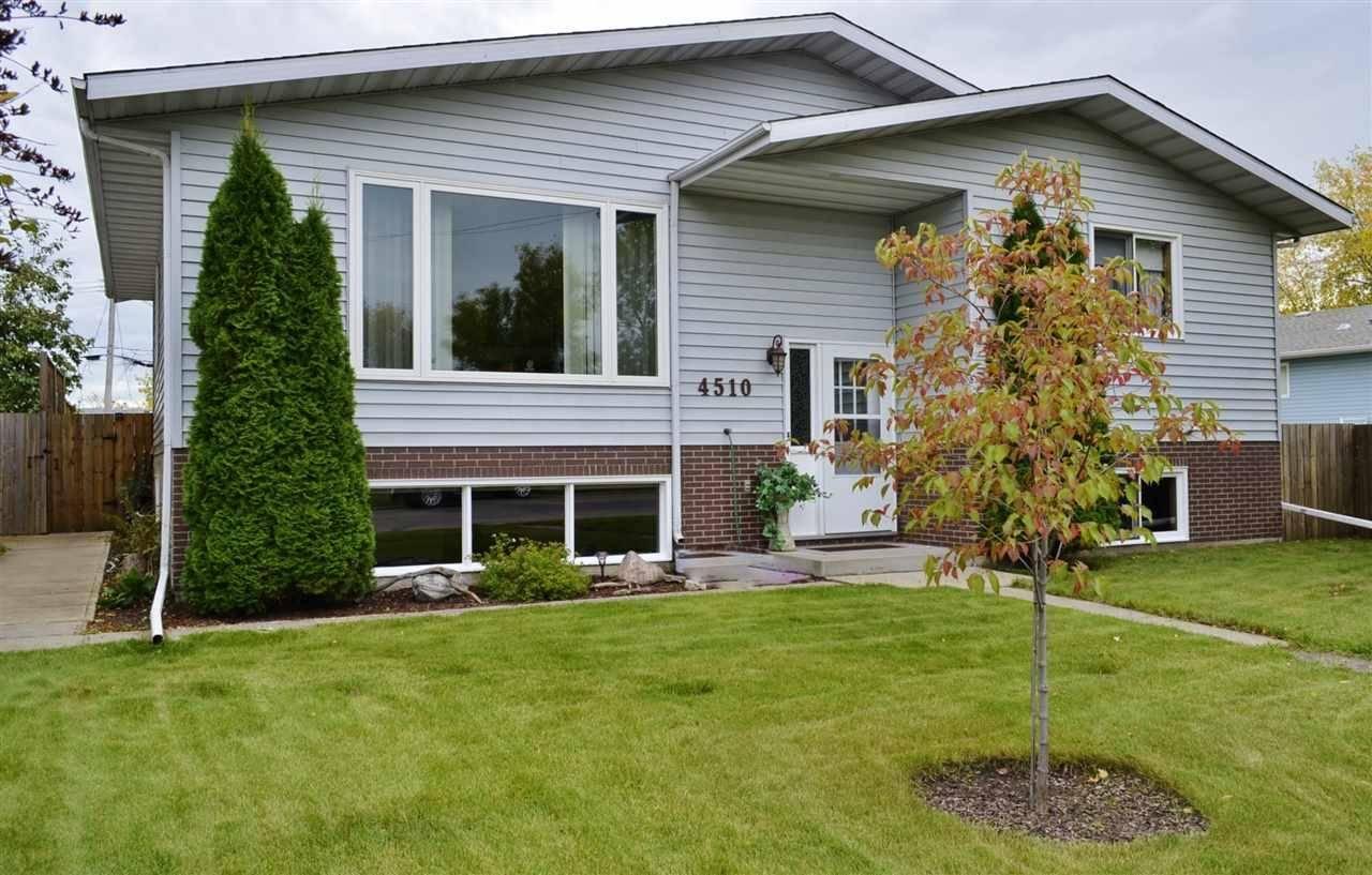 House for sale at 4510 47 Ave Bonnyville Town Alberta - MLS: E4173901