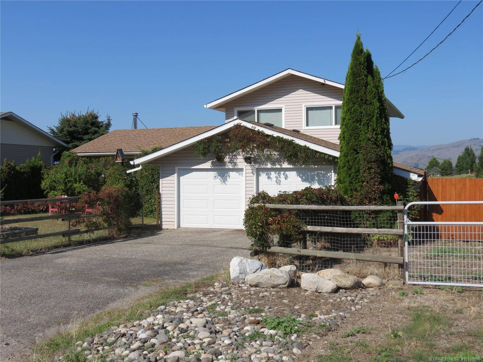 House for sale at 4510 Bolduc Rd Vernon British Columbia - MLS: 10189955