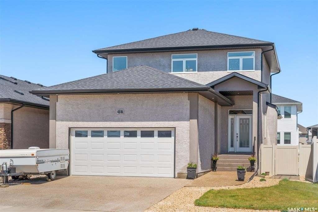 House for sale at 4510 Green Water Rd E Regina Saskatchewan - MLS: SK809763