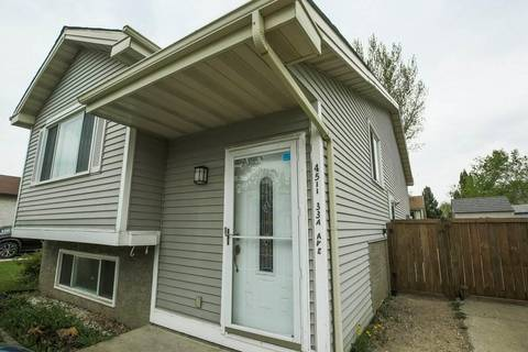 House for sale at 4511 33a Ave Nw Edmonton Alberta - MLS: E4158472