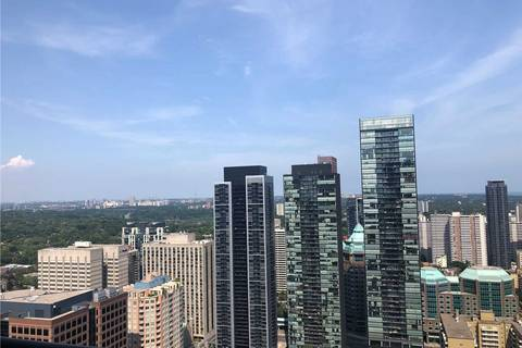 Apartment for rent at 45 Charles St Unit 4511 Toronto Ontario - MLS: C4542088