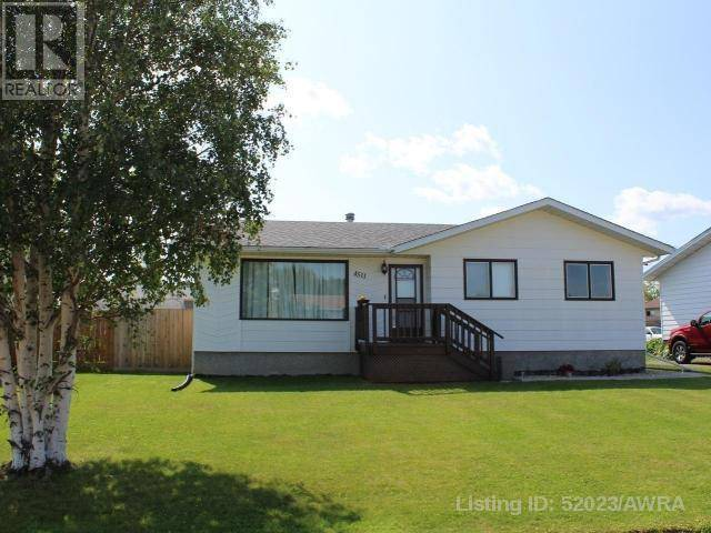 House for sale at 4511 45 St Mayerthorpe Alberta - MLS: 52023