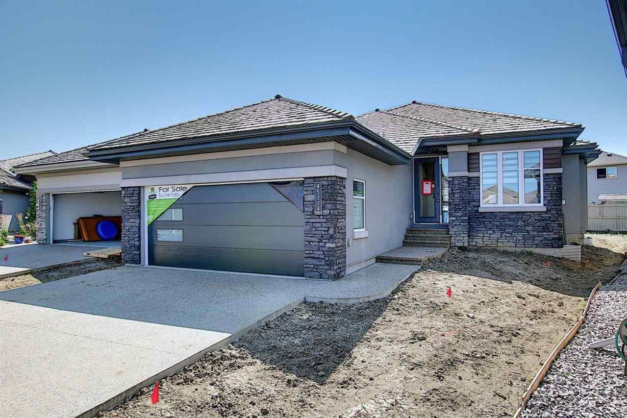 House for sale at 4511 Westcliff Tc SW Edmonton Alberta - MLS: E4209161