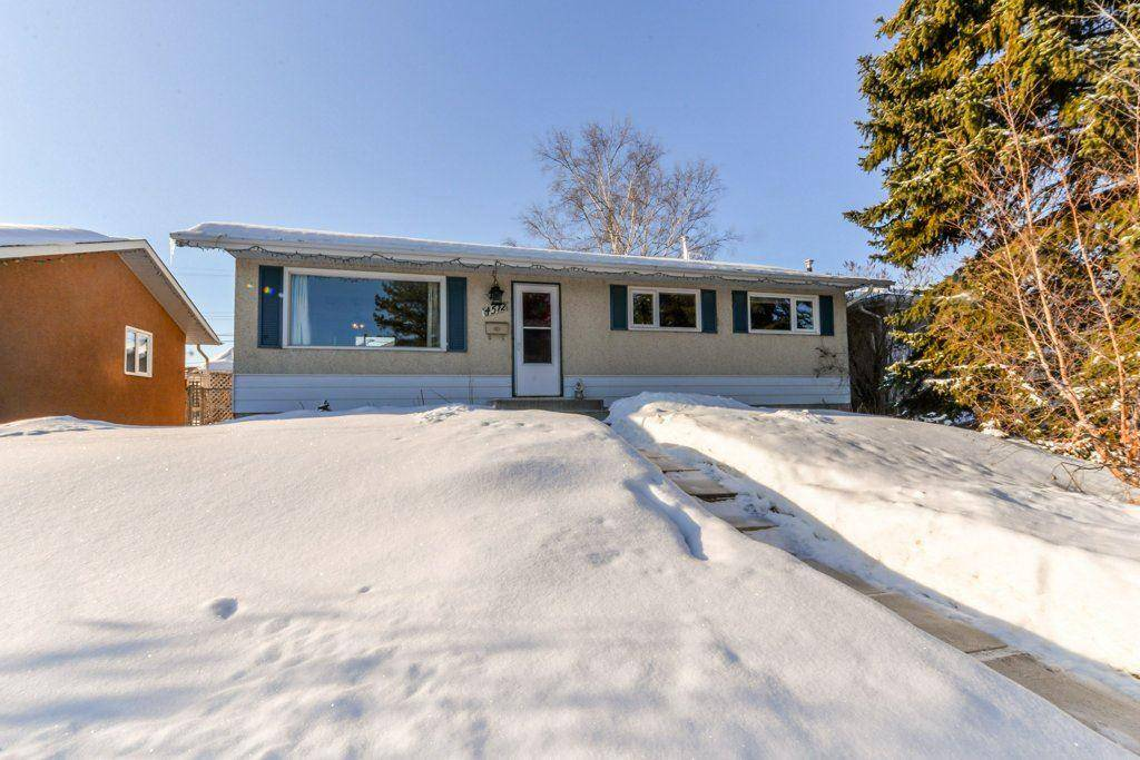 House for sale at 4512 45 Ave Stony Plain Alberta - MLS: E4192525