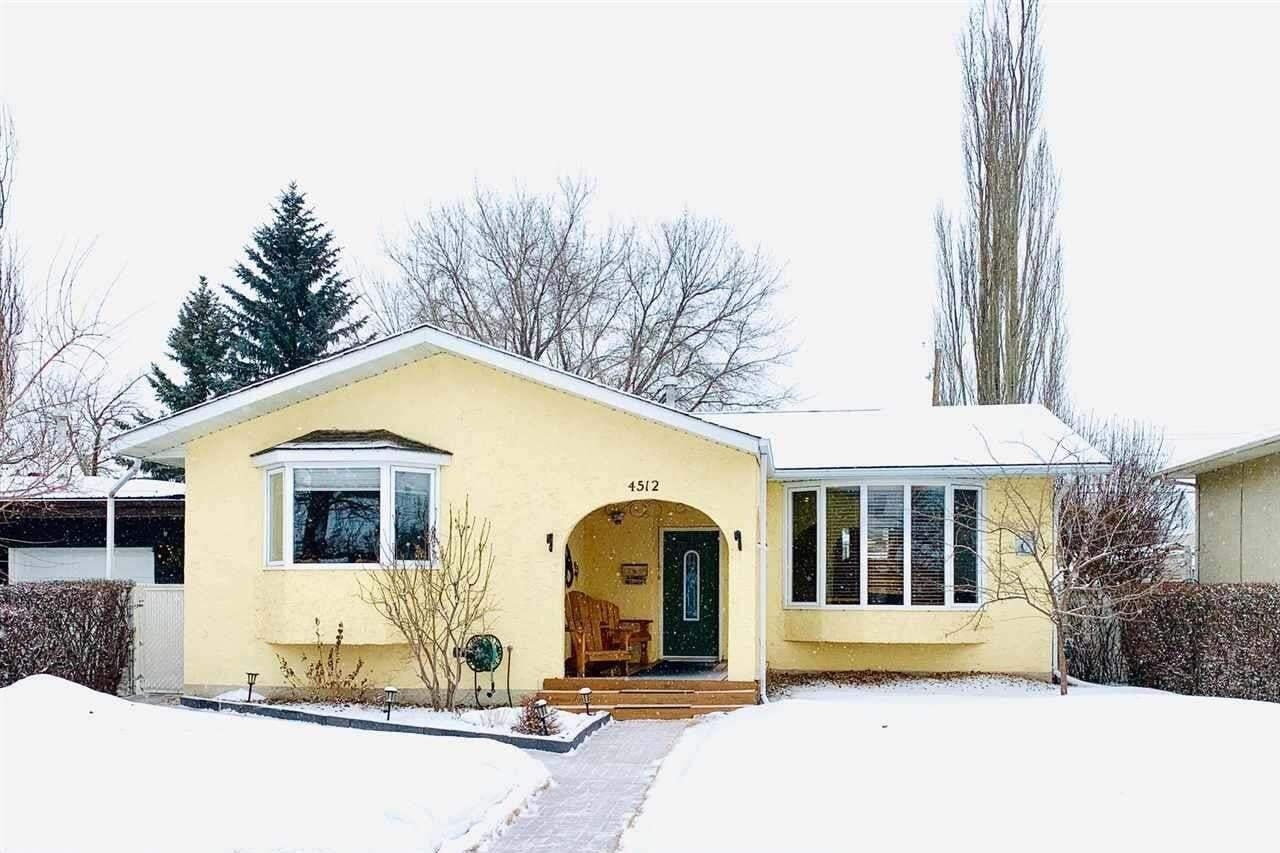 House for sale at 4512 53 Av Leduc Alberta - MLS: E4190355