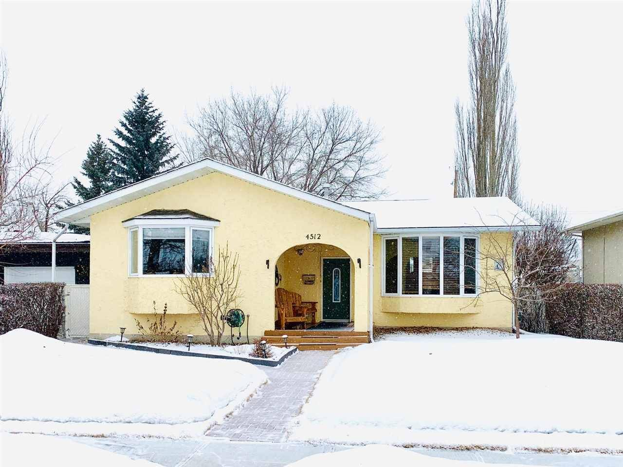 House for sale at 4512 53 Ave Leduc Alberta - MLS: E4190355