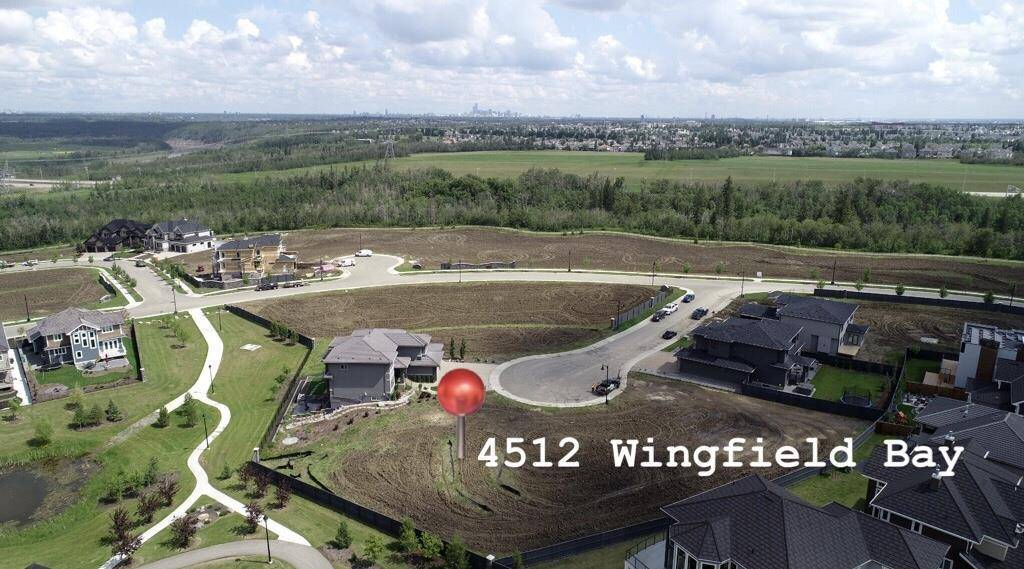 Residential property for sale at 4512 Wingfield By Nw Edmonton Alberta - MLS: E4164656