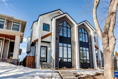 Townhouse for sale at 4513 16a St Southwest Calgary Alberta - MLS: C4285247