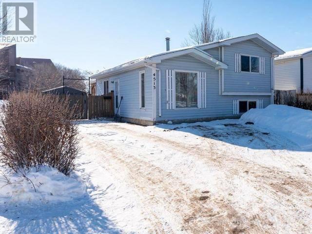 House for sale at 4513 33rd St Lloydminster East Saskatchewan - MLS: 66094