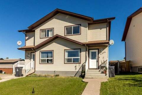 Townhouse for sale at 4514 44 Avenue Close Rocky Mountain House Alberta - MLS: A1033078