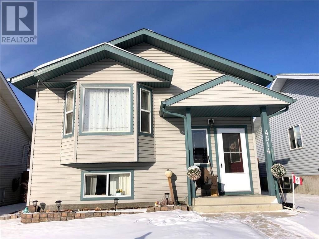 Buliding: 45 Avenue Close, Rocky Mountain House, AB