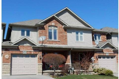 Townhouse for sale at 4514 Comfort Cres Lincoln Ontario - MLS: X4739504