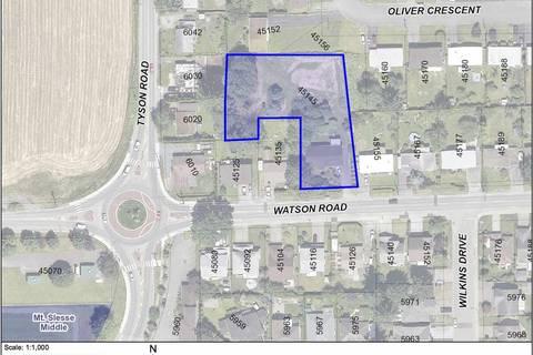 House for sale at 45145 Watson Rd Sardis British Columbia - MLS: R2421820