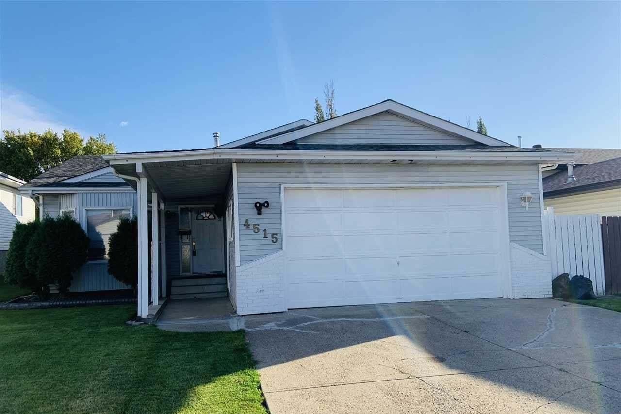 House for sale at 4515 25 Av NW Edmonton Alberta - MLS: E4215262