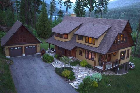 House for sale at 4515 Beasley West Rd Nelson British Columbia - MLS: 2438161