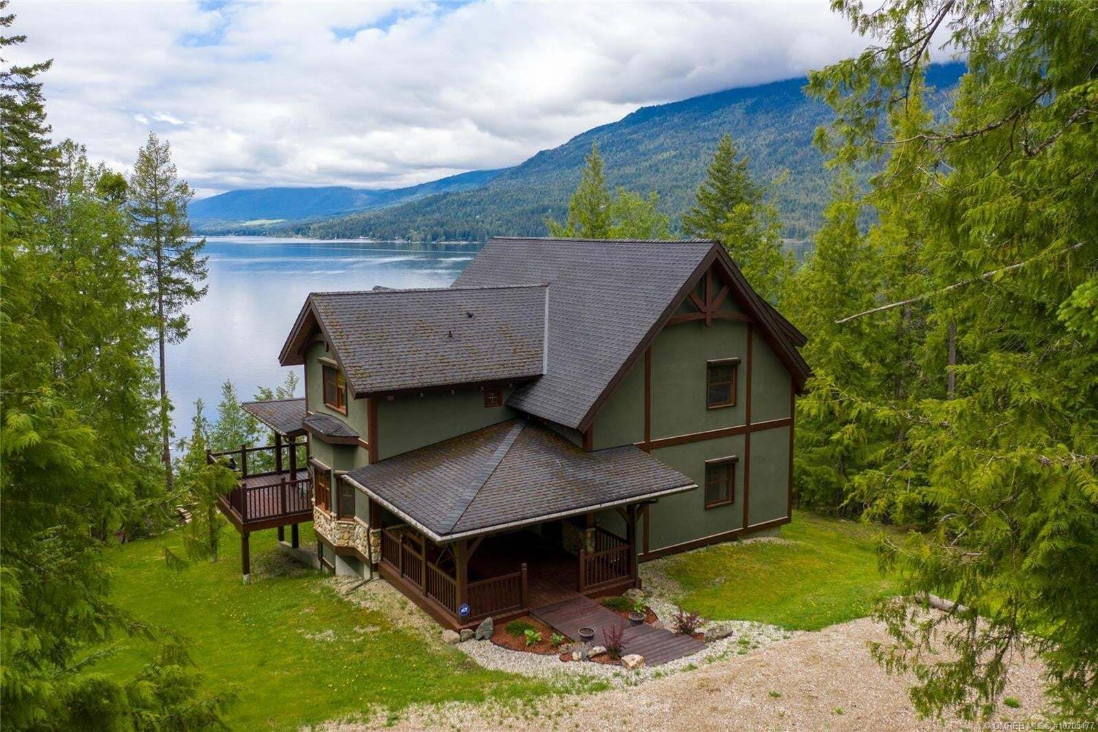 House for sale at 4515 Rea Rd Eagle Bay British Columbia - MLS: 10205477