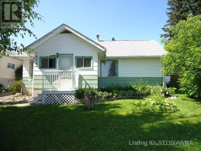 House for sale at 4516 5 Ave Edson Alberta - MLS: 51115