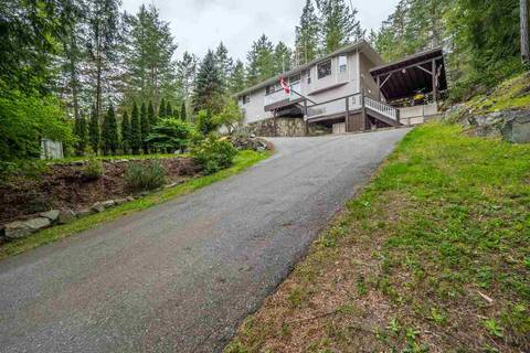 House for sale at 4517 Merrill Rd Madeira Park British Columbia - MLS: R2366121