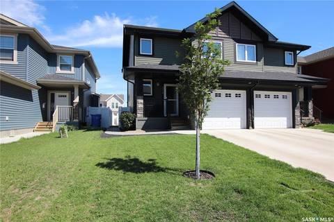 Townhouse for sale at 4518 Green Poplar Ln E Regina Saskatchewan - MLS: SK801250