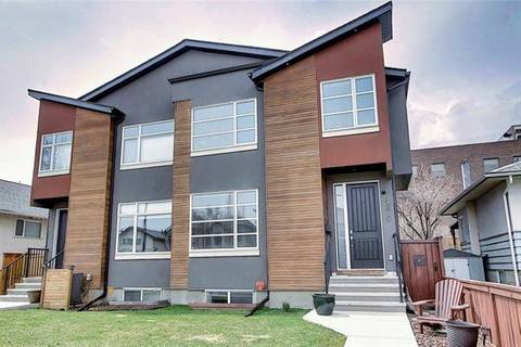 Townhouse for sale at 4519 17 Ave Northwest Calgary Alberta - MLS: C4295688