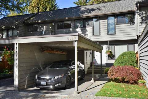 Townhouse for sale at 4519 Elmgrove Dr Burnaby British Columbia - MLS: R2332865