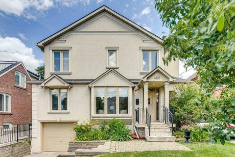 House for sale at 452 Glengarry Ave Toronto Ontario - MLS: C4520304
