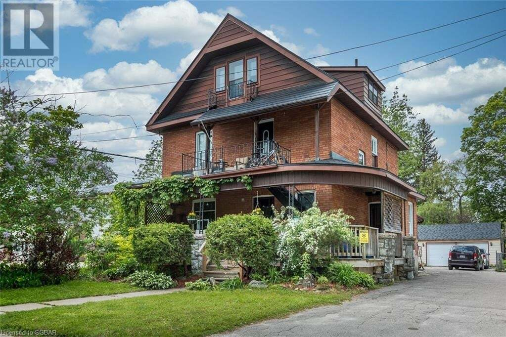 Townhouse for sale at 452 Hannah St Midland Ontario - MLS: 263377