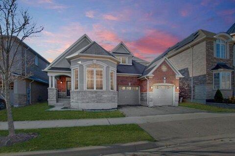 House for sale at 452 Jelinik Terr Milton Ontario - MLS: W4997683