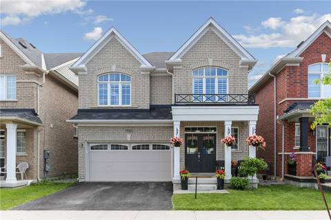 House for sale at 452 Mcgibbon Dr Milton Ontario - MLS: W4489767