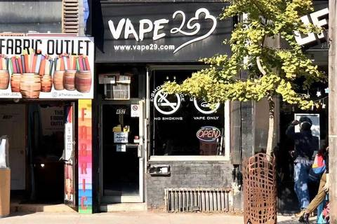 Commercial property for sale at 452 Queen St Toronto Ontario - MLS: C4631795
