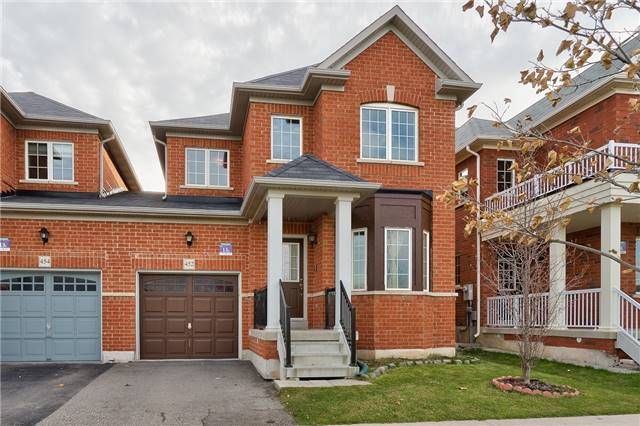 For Sale: 452 Savoline Boulevard, Milton, ON | 3 Bed, 4 Bath Townhouse for $699,000. See 20 photos!