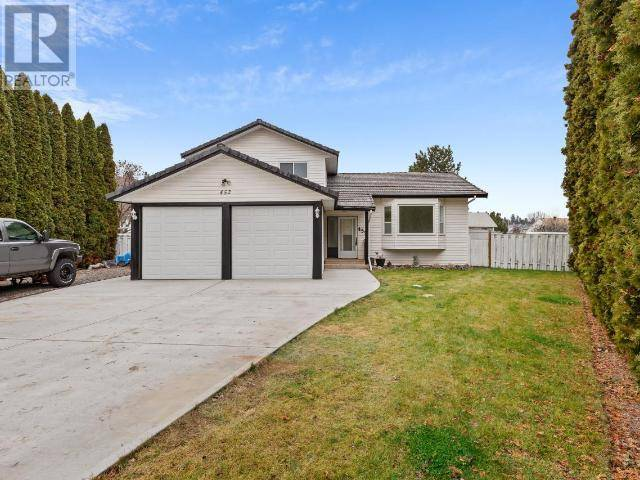 House for sale at 452 Sentinel Ct Kamloops British Columbia - MLS: 154422