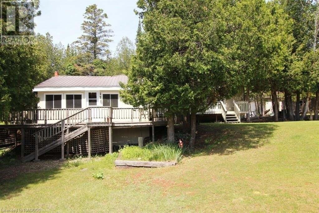 House for sale at 452 Warner Bay Rd Northern Bruce Peninsula Ontario - MLS: 207205