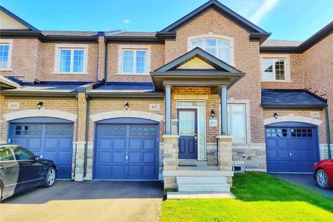Townhouse for sale at 452 Wheat Boom Dr Oakville Ontario - MLS: W4616079
