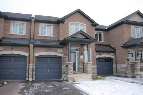 Townhouse for rent at 452 Wheat Boom Dr Oakville Ontario - MLS: W4666957