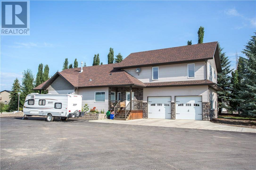House for sale at 4520 45 Ave Lacombe Alberta - MLS: ca0188289