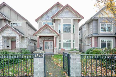 House for sale at 4520 Steveston Hy Richmond British Columbia - MLS: R2354673