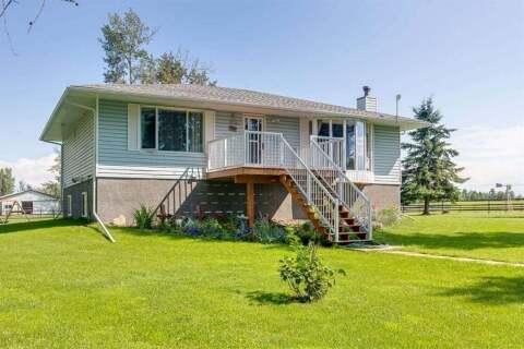 Residential property for sale at 452013 Range Road 25  Rural Ponoka County Alberta - MLS: A1023166