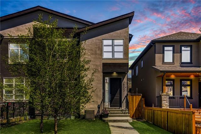For Sale: 4520a 17 Avenue Northwest, Calgary, AB   4 Bed, 4 Bath Townhouse for $675,000. See 25 photos!