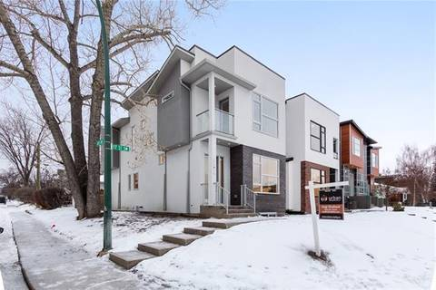 House for sale at 4521 17 St Southwest Calgary Alberta - MLS: C4278751