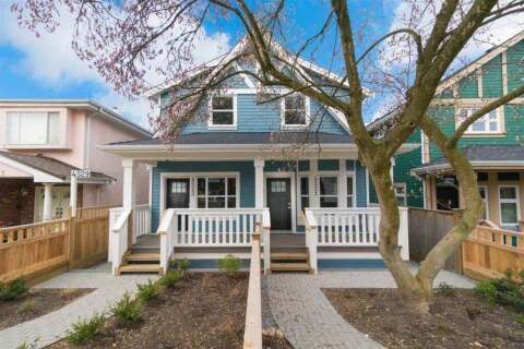 Townhouse for sale at 4521 Nanaimo St Vancouver British Columbia - MLS: R2462836