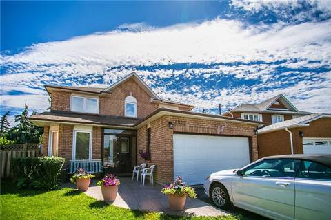 House for sale at 4523 Gatineau Ave Mississauga Ontario - MLS: W4554599