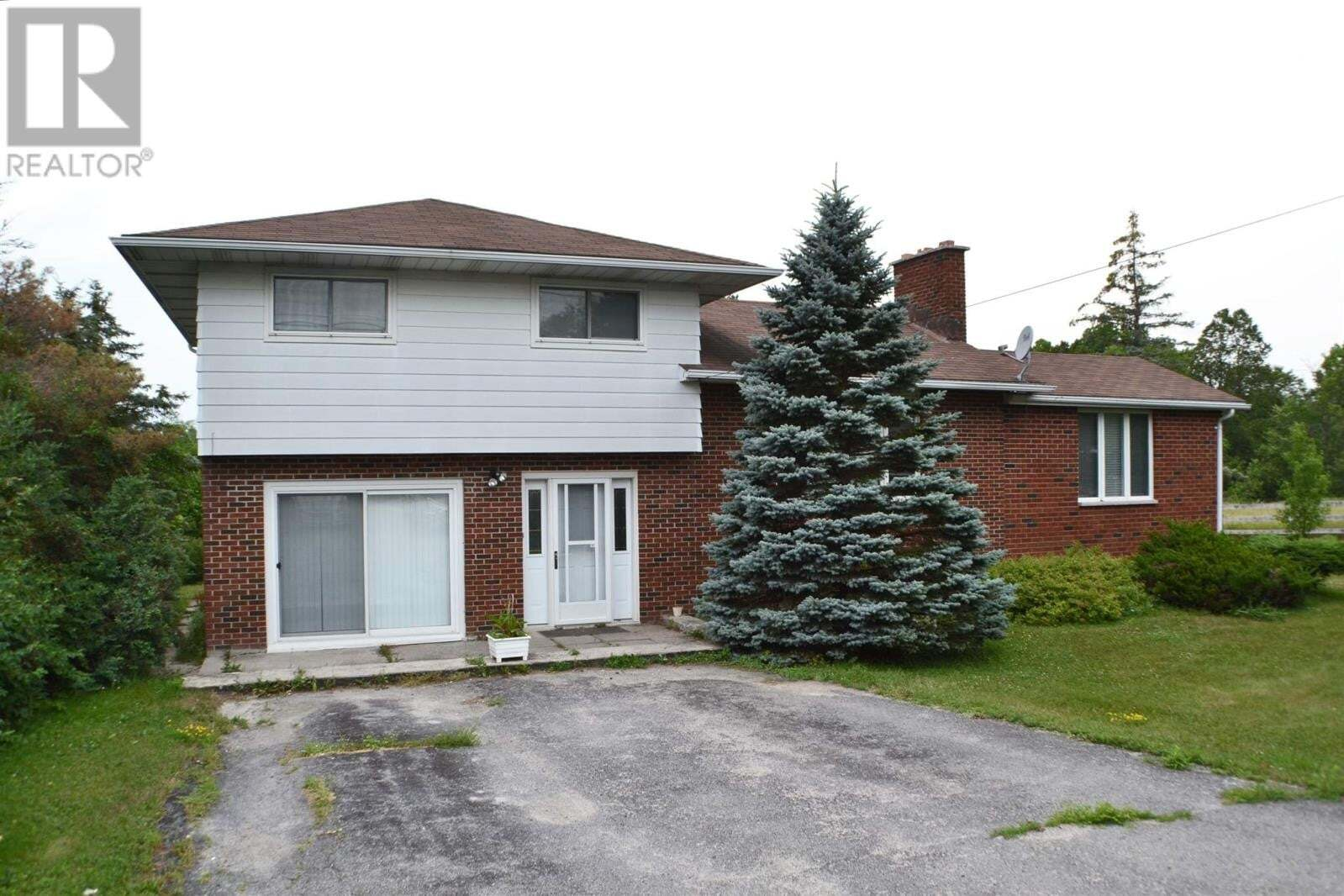 Home for sale at 4523 Loughborough Portland Boundary Rd Sydenham Ontario - MLS: K20004152