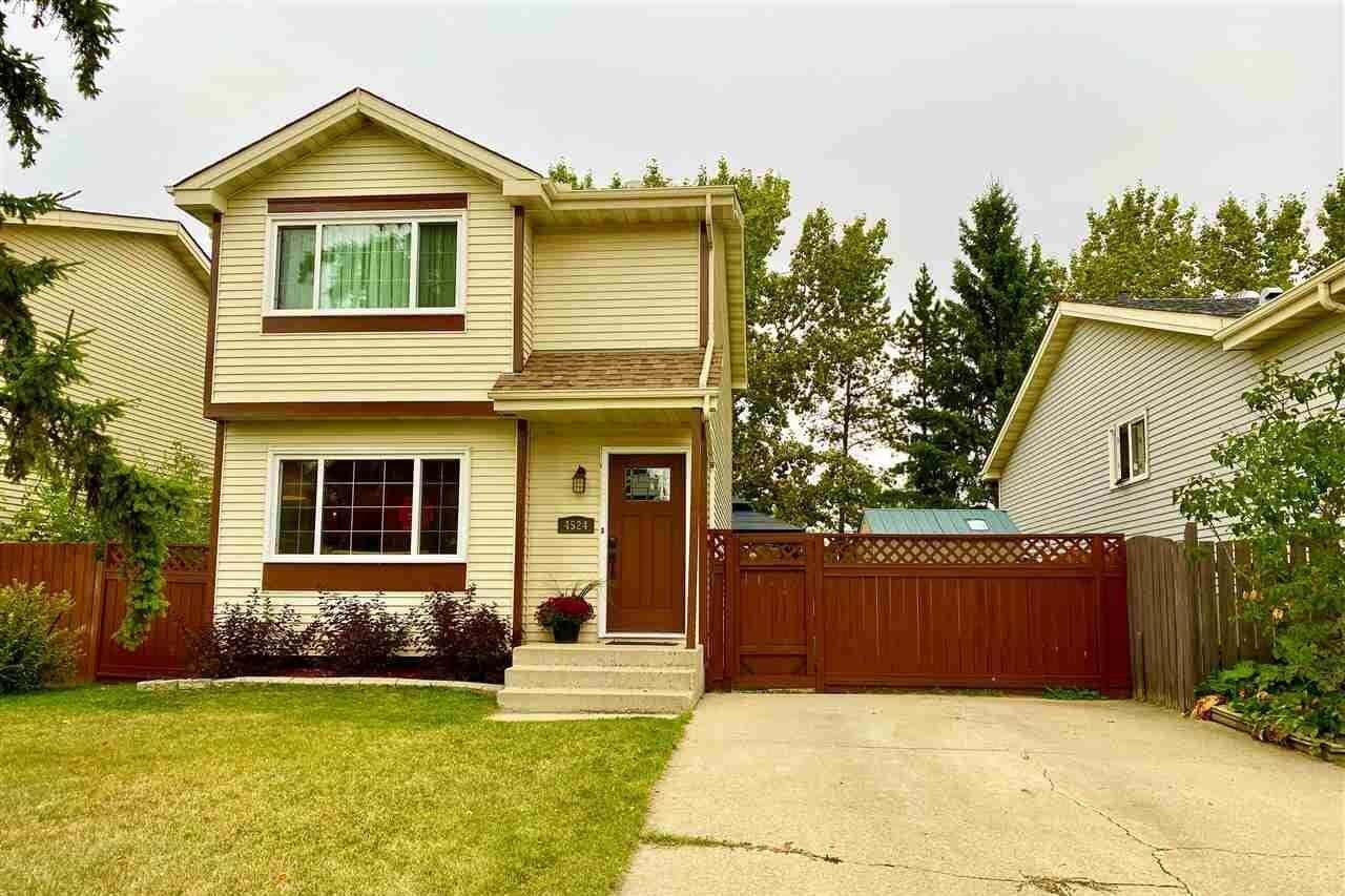 House for sale at 4524 33a Av NW Edmonton Alberta - MLS: E4214459