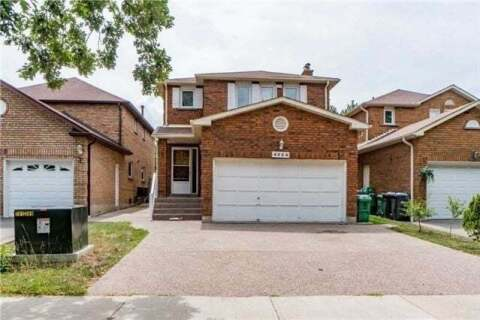 House for rent at 4524 Metcalfe Ave Mississauga Ontario - MLS: W4911312